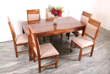 6 Str Lining Dining Table