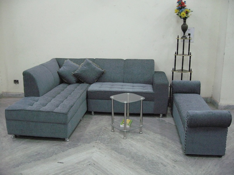 7 Seater L Shaped Sofa Used Furniture For Sale