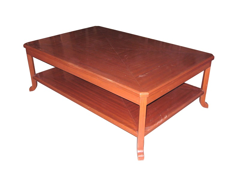 Wooden Coffee Table Used Furniture For Sale