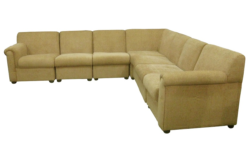 seater l shape sofa set used furniture for sale