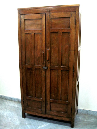 Sheesham Wood Almirah 1 Used Furniture For Sale