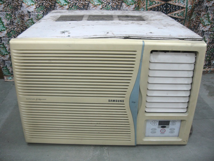 Samsung 1 5 ton window ac used furniture for sale for 1 ton window ac