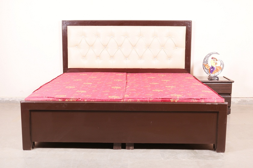 High Back Double Bed High Back Double Bed ...