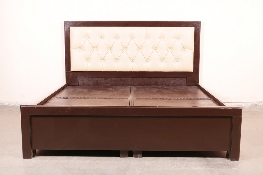 High Back Double Bed Used Furniture For Sale
