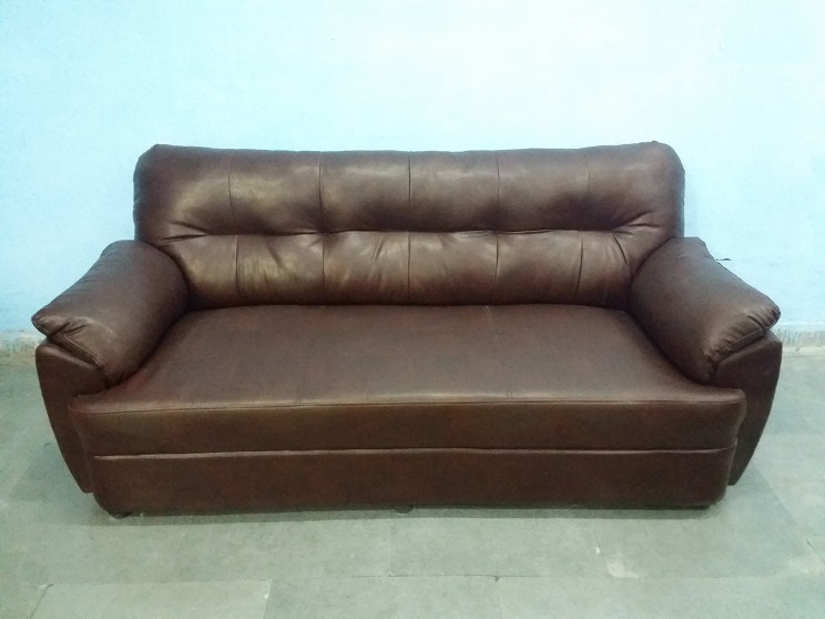 5 seater leather sofa set used furniture for sale for Used leather sofa set