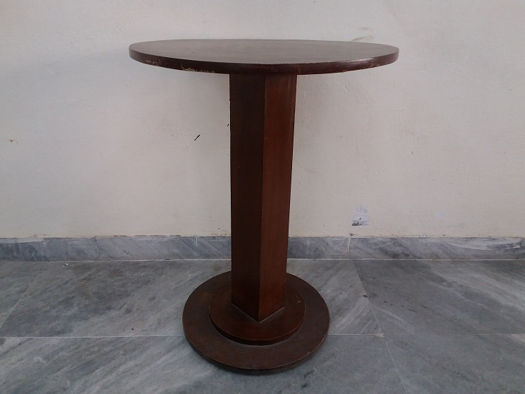 round side table 2 used furniture for sale