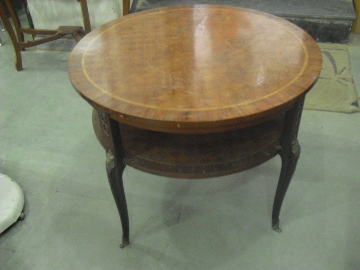 Round Coffee Table Used Furniture For Sale