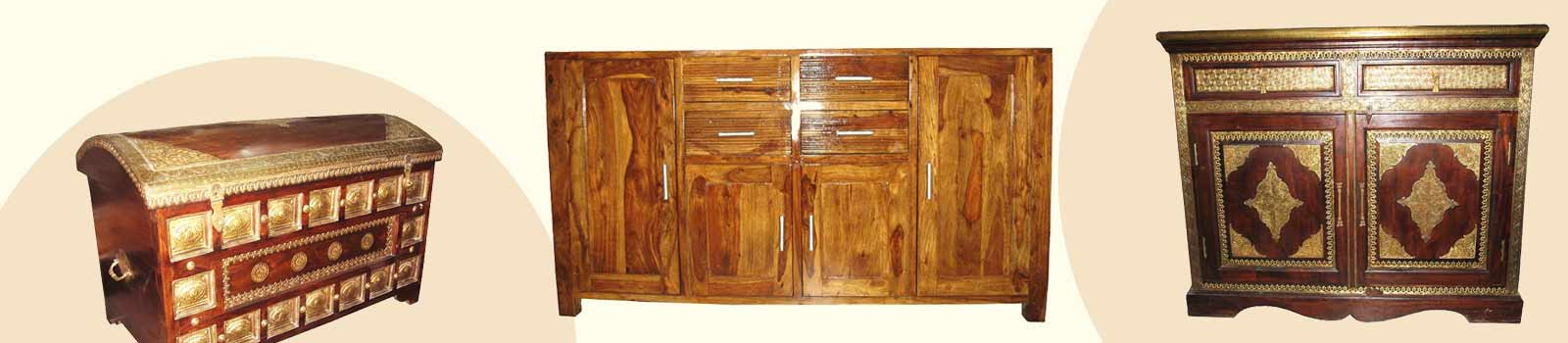 High Quality Beautiful Solid Wood Furniture
