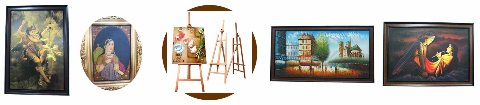 Famous paintings & Paintings for all occasions