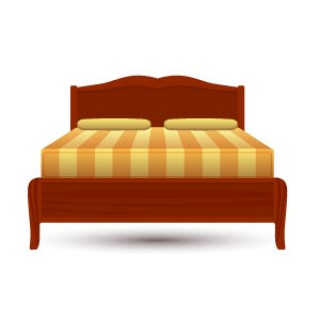 Bed. Used Home Furniture for sale   Second hand Home Furniture Noida
