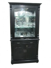 used Crockery Cabinet Cum Bar