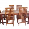 second handSheesham Wood 6 Seater Dining Table