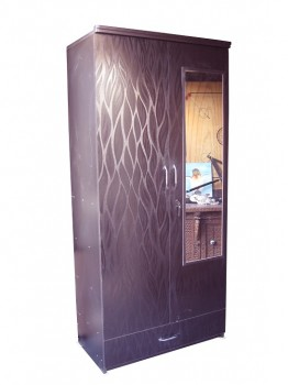 Wooden almirah 2 used furniture for sale - Wooden almirah pictures ...