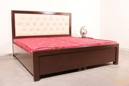 used High Back Double Bed