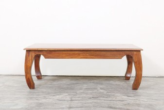 used Solid Wood Center Table