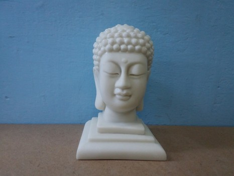 used Buddha Marble Statue-1