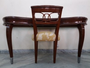 used Console Cum Study Table & Chair