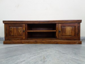 used Plain Low Height Cabinet