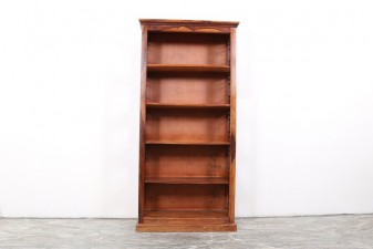 used Sheesham Wood Jaali Book Rack