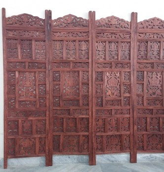 used Wooden Partition