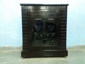 used Small LED Cabinet