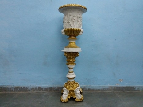 used Marble Coner Stand