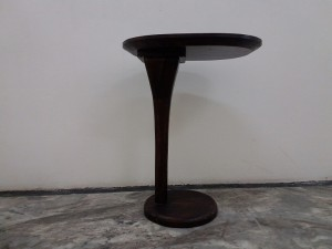 used Oval Shape Side Table
