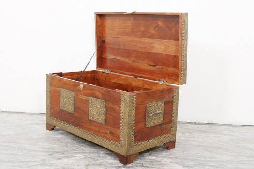 used Small Storage Trunk