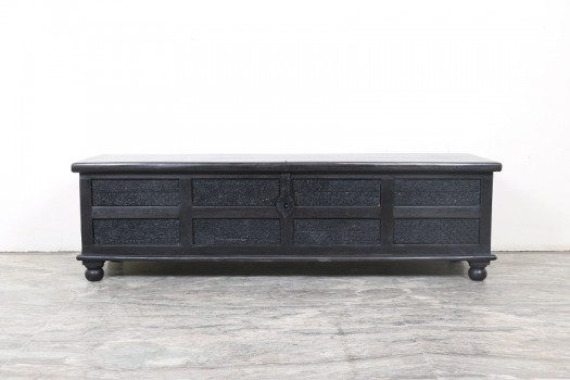 used Small Black Trunk