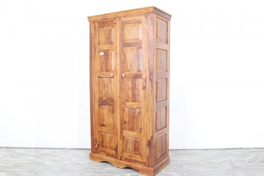 used Solid Wood Almirah