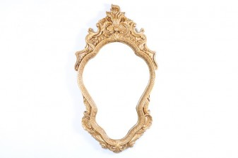 used Golden Mirror