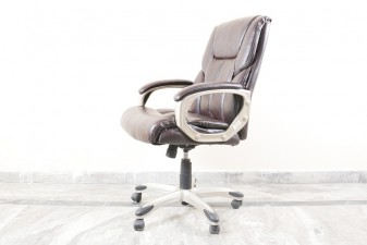 used Leather Boss Chair