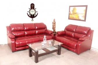 used Leather Sofa 5 Seater