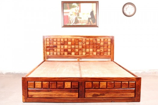 used Russell Double Bed
