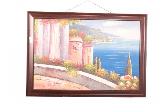 used 3x2 Ft Sea Painting