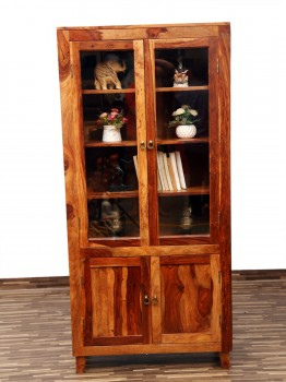 used Austin Glass Cabinet