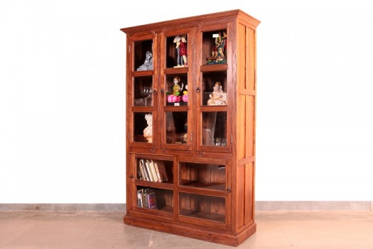 used Sheesham Crockery Cabinet