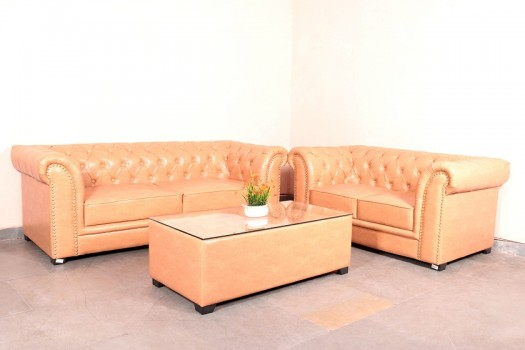 used 5 Seater Davis Sofa with Table