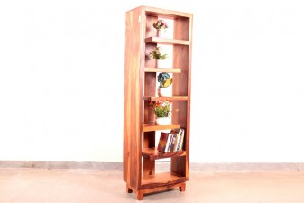 used Wooden Book Shelf