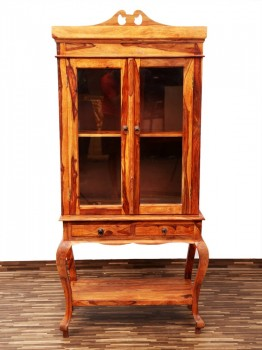 used Crown Glass Cabinet
