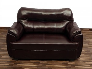 used Vista Dark 2 Seater Sofa