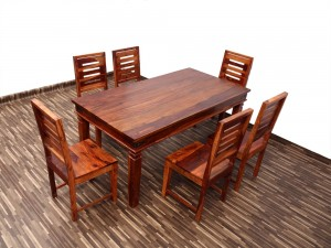 used Pluto 6 Seater Dining Set