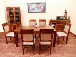 used Columbus 6 Seater Dinning Set