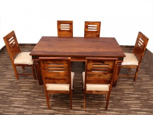 used Ozone Plus 6 Seater dining Set