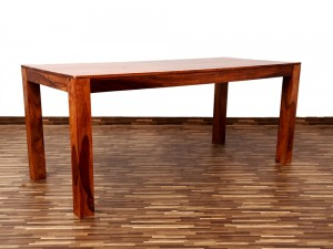 used Plain Sheesham Dining Table