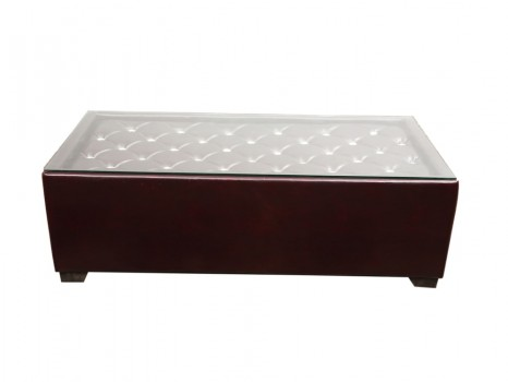 used Victoria Coffee Table D.brown