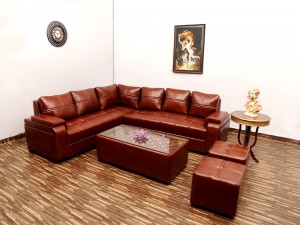 used Victoria Sofa Set