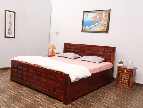 used Lucifer King Size Double Bed