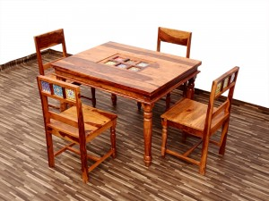 used Mercury 4 Seater Dining Set