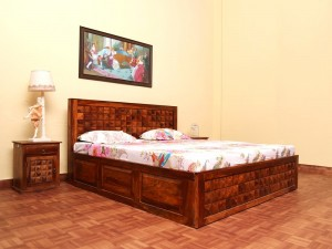 used Pearl Double Bed